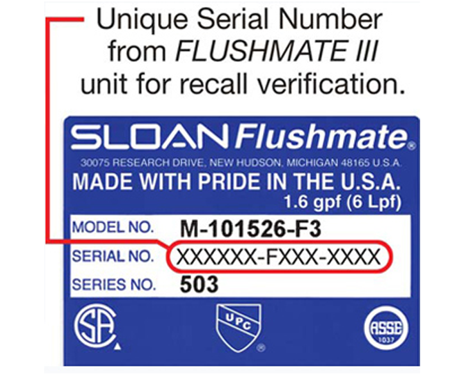 Flushmate Iii Class Action Lawsuit